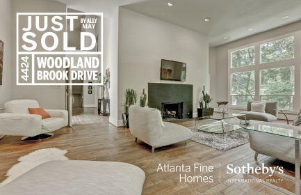 Just Sold Social Media 4424 Woodland Brook